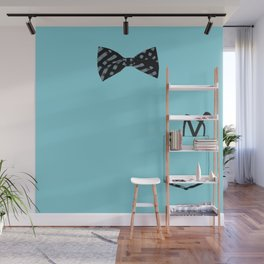Bow tie and pocket Wall Mural