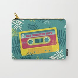 Hot Summer Hits - Retro Tape Carry-All Pouch