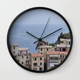 Italian dream Wall Clock