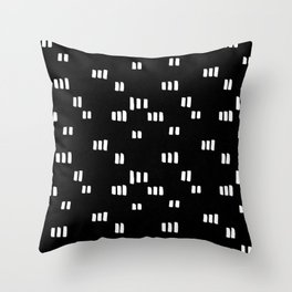 Fabrication Throw Pillow