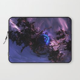 The Winter Rose Laptop Sleeve
