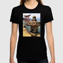 Lonely Lantern (Japan) T-shirt