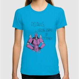 Cyclonus Is Useless T-shirt