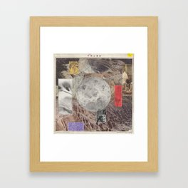 Struggle Guts / Ain't No Tellin' (The Ice of the Working Man) Framed Art Print