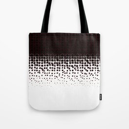 Be at Peace Not in Pieces Tote Bag