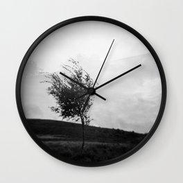 Dartmoor Tree Wall Clock