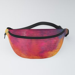 Colorful Thoughts 01 Fanny Pack