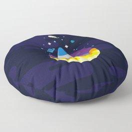 Explore Floor Pillow