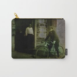 Delivery Boy Carry-All Pouch