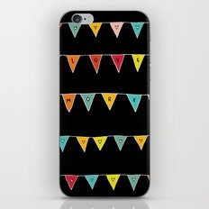 Love More (Black) iPhone & iPod Skin