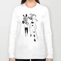 sia Long Sleeve T-shirts featuring Breathe me - Emilie Record by Emilie R.