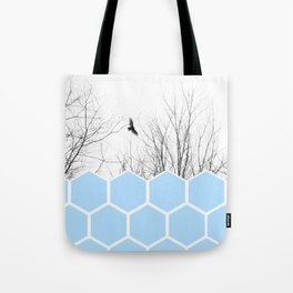 Volute Tote Bag