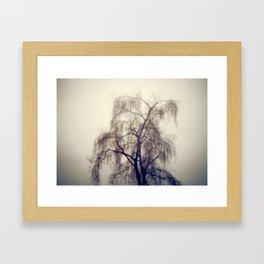 ███░░█████░░░░░░░░░░░░░░  Framed Art Print