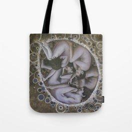 The Rebirth of Humanity Tote Bag