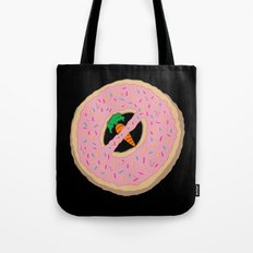 Donot Donut Tote Bag