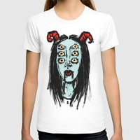supreme T-shirts featuring succubus supreme by Creaturetown