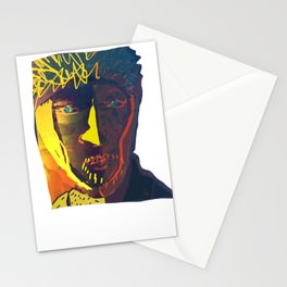 Van Gogh by Menchulica Stationery Cards