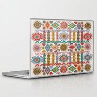 southwest Laptop & iPad Skins featuring Southwest by Helene Michau