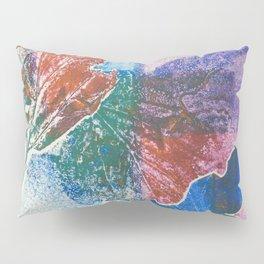 Print Bird & Leaf Pillow Sham