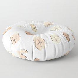 Butts Floor Pillow