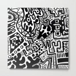 Euclid Metal Print
