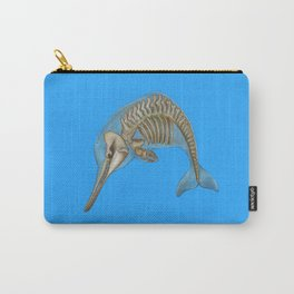 Baiji Dolphin Carry-All Pouch