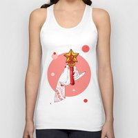 mars Tank Tops featuring Mars by scoobtoobins