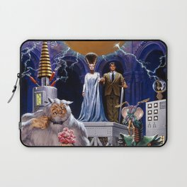 Bride of the Castle Laptop Sleeve