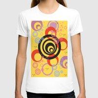 illusion T-shirts featuring Illusion by Ketjokha