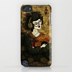 Geisha Hipster iPod touch Slim Case