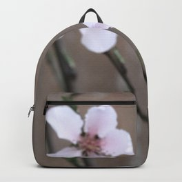 Peach Blossoms Backpack