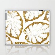 Monstera Gold #society6 #decor #buyart Laptop & iPad Skin