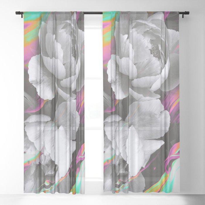CORNERSTONE III Sheer Curtain