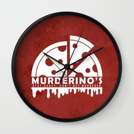 Murderino's Wall Clock