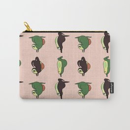 Handstand Avocado Carry-All Pouch