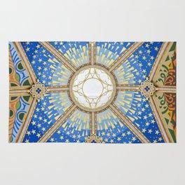 Almudena Cathedral Rug