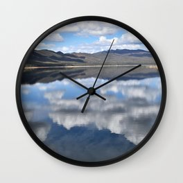 Lake Bellfield Victoria Wall Clock