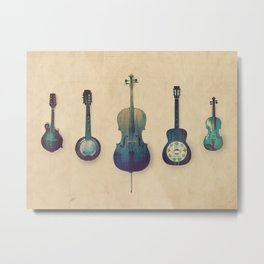 Good Company Metal Print