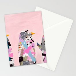 Maxine can't dance Stationery Cards