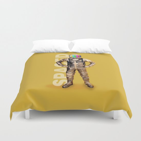Spaced Duvet Cover