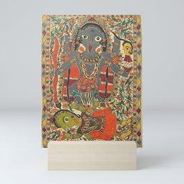 Hindu - Kali 4 Mini Art Print