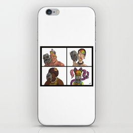 Authentically You iPhone Skin
