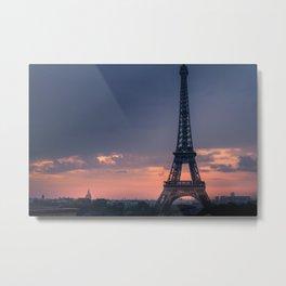 Paris 34 Metal Print