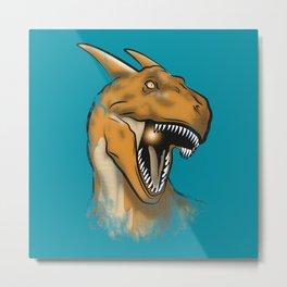 Charisaurus Rex Metal Print