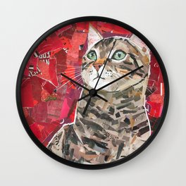 Athens Wall Clock
