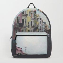 Brighton Houses Backpack