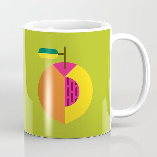 Fruit: Peach Mug