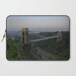 Clifton Suspension Bridge Laptop Sleeve
