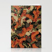 pasta Stationery Cards featuring Pasta! by Giulia Orissa