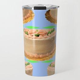 Cake to Celebrate Travel Mug
